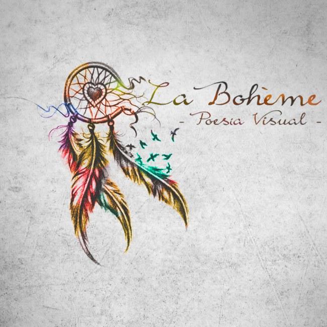 La Bohème - Poesía Visual